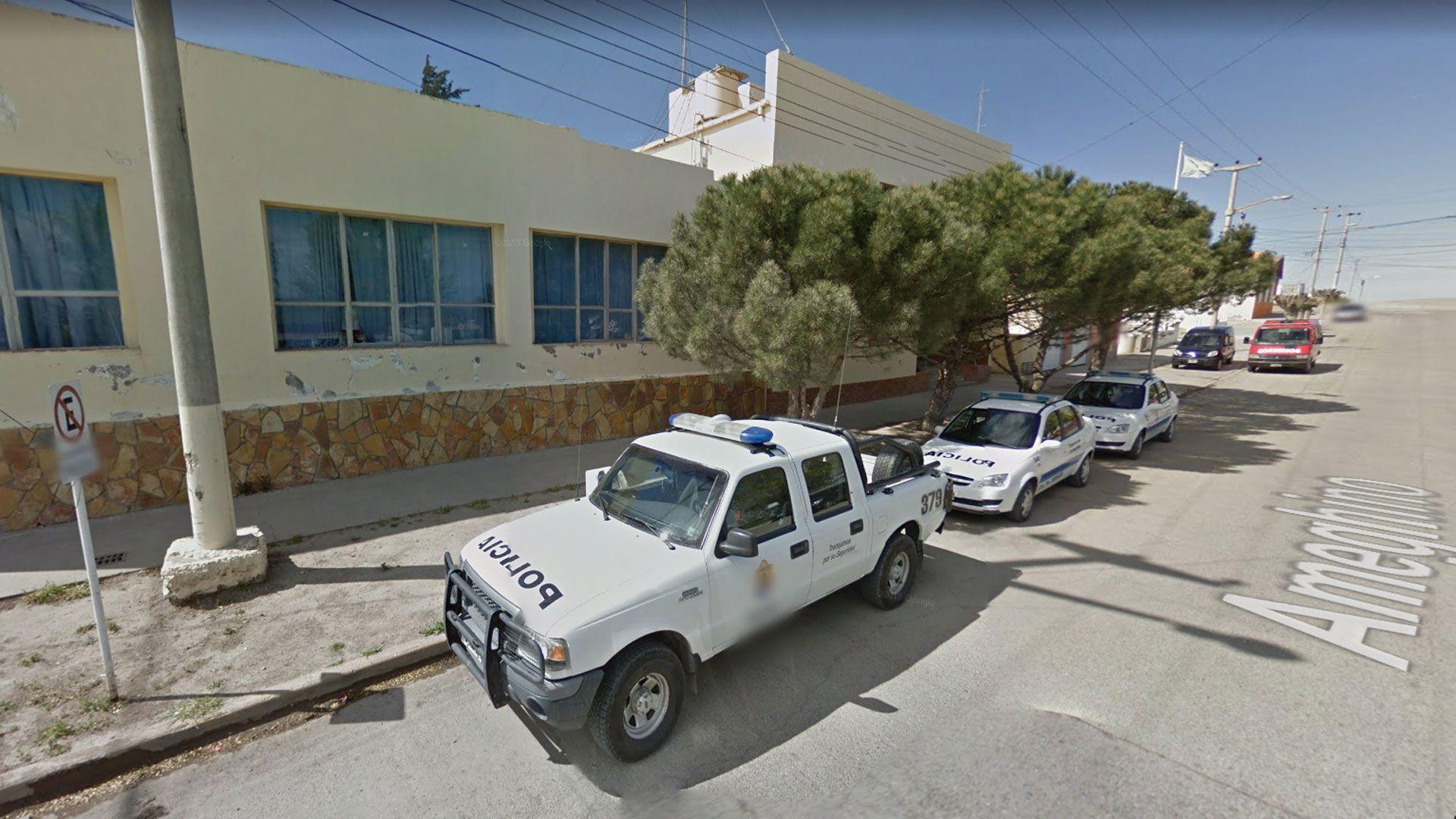 Comisaría de Puerto Deseado