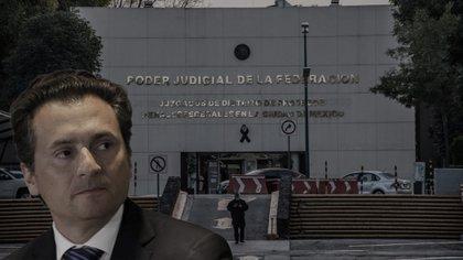 Emilio Lozoya Austin compareció ante un juez por segunda vez este miércoles 29 de julio (Foto: Cuartoscuro)