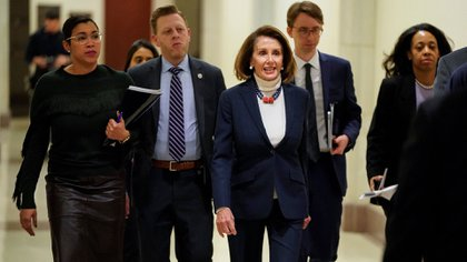 Nancy Pelosi (Reuters)