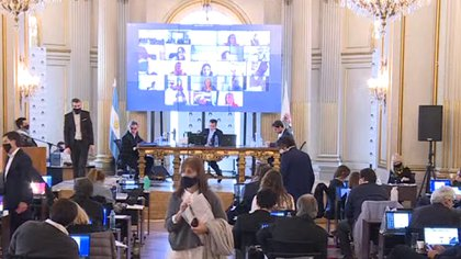 La Legislatura porteña aprobó la adhesión de la Ciudad al protocolo ILE el pasado 16 de julio.