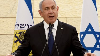 """Netanyahu calificó como """"moral y justa"""" la acción defensiva del Ejército de Israel ante los ataques terroristas de Hamas"""