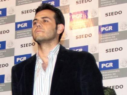 """En la imagen aparece el Vicentillo, quien nombró como jefe de seguridad a """"El Chino Ántrax"""" (Foto: Alberto Vera/Cuartoscuro)"""