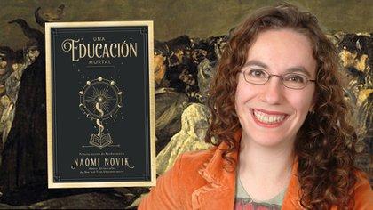 """Naomi Novik y el lado oscuro de una escuela de magia: """"La pandemia casi parece un espejo de parte de lo que se vive en el libro"""""""