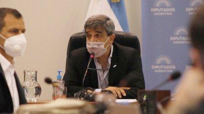 Pablo Yedlin propuso la suspensión de las PASO en nombre de los gobernadores (@pyedlin)