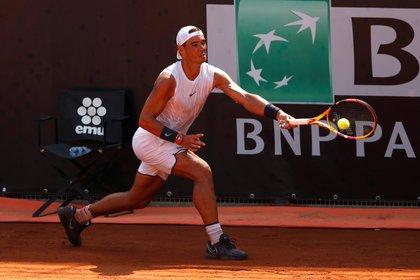Rafael Nadal vuelve a las canchas tras casi siete meses (REUTERS/Clive Brunskill)