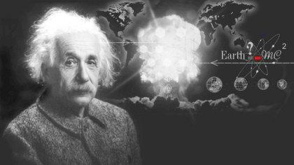 """Albert Einstein viajó por el mundo como una suerte de """"rockstar"""" de la física, un divulgador de los avances más de la ciencia más dura"""
