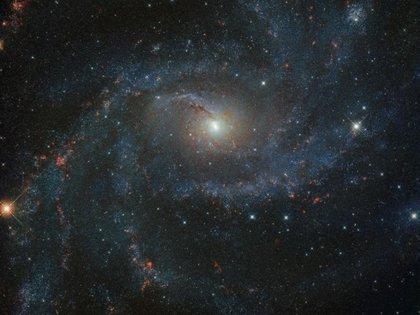 Con el sistema de navegación en teoría se podría viajar hasta lugares muy lejanos del universo sin perder la ubicación espacial.