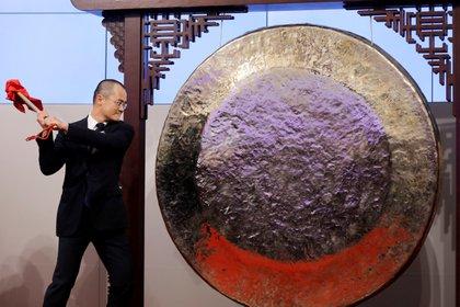 Wang Xing, cofundador y CEO de Meituan, escaló varios puestos en el ranking al cuadriplicar su fortuna (Reuters)