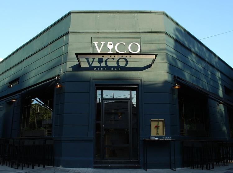 El wine bar VICO, apostando a la movida, abrió sus puertas en Villa Crespo y luego desembarcó, también, en Palermo
