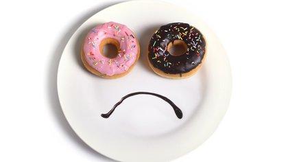 El consumo de azúcar refinado está asociado en una serie de estudios con la depresión (iStock)