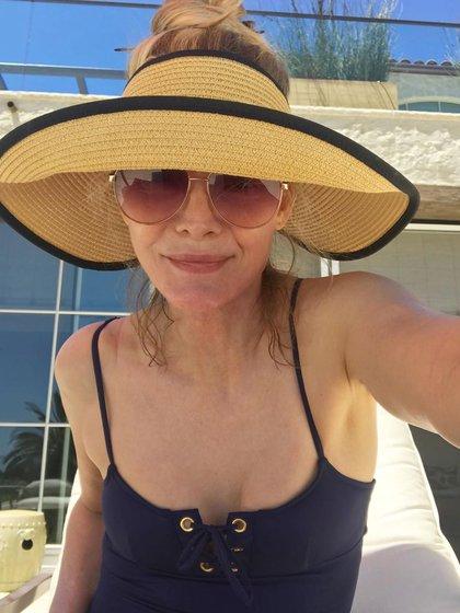 Michelle Pfeiffer tiene 62 años y así se mostró hace unos días en Instagram