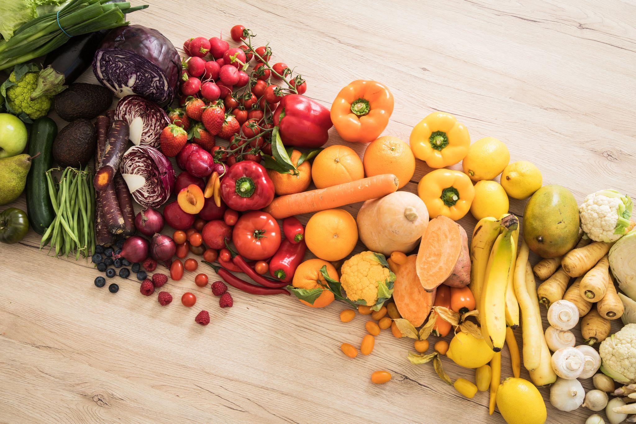 Los argentinos incorporan muy pocas verduras, muy poca fruta (Christin Klose - DPA)