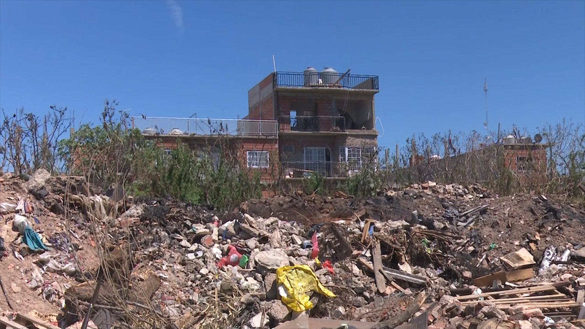 Las modificaciones a la ley de residuos habían sido cuestionadas por organizaciones ambientalistas y por cartoneros.