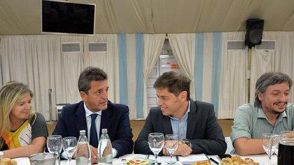 Axel Kicillof no quiere meterse en la discusión por la reelección