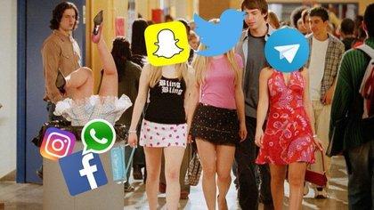 Usuarios rápidamente acudieron a Twitter para comprobar el estatus de las demás redes sociales (Foto tomada de Twitter).