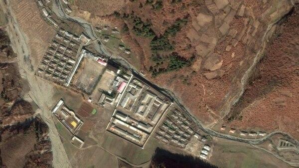 Toma satelital del Campo 12, Chongori