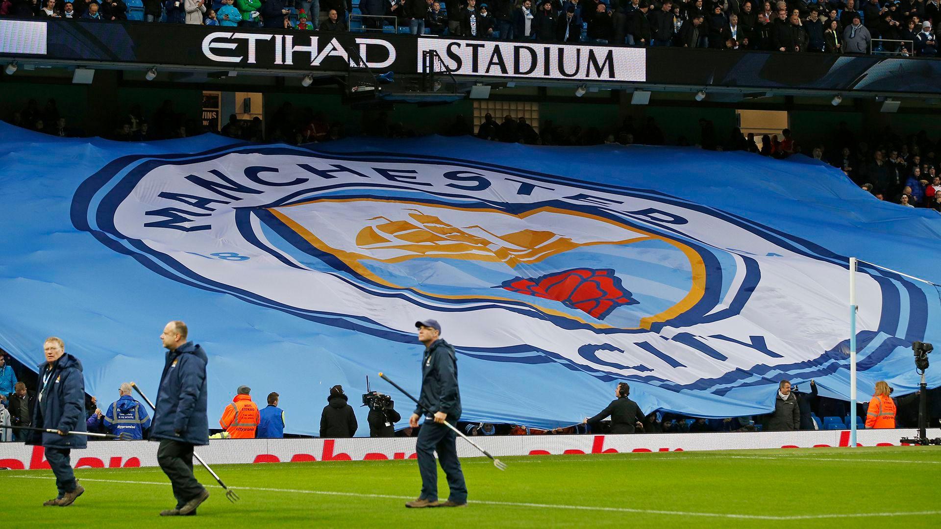 Manchester City escudo