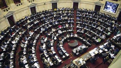 La Cámara de Diputados (NA)