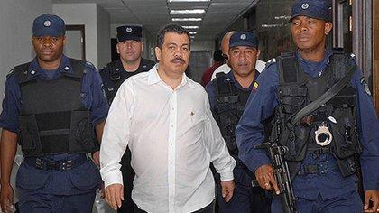 Diego Fernando Murillo Bejarano, alias 'Don Berna', heredó el trono de Pablo Escobar después de ayudar en su captura, en cabeza de la banda criminal 'La Oficina de Envigado'.
