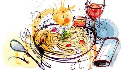 La combinación de la alta gastronomía con grandes obras de arte (Shutterstock)