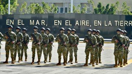 El 23 de noviembre se celebra el Día de la Armada (Foto: Presidencia de la República)
