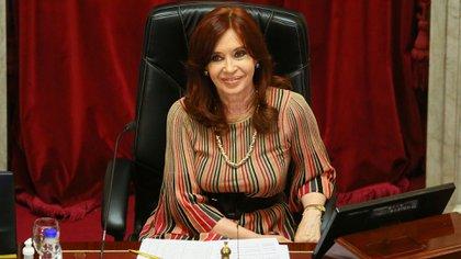 Cristina Fernández de Kirchner (Matías Baglietto / Reuters)
