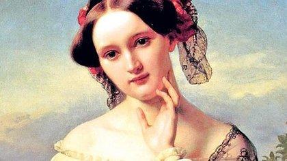 Mathilde Wesendonck (1828-1902)