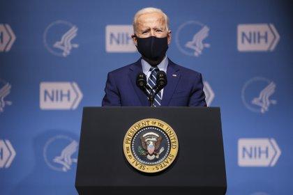 Joe Biden. OLIVER CONTRERAS / ZUMA PRESS