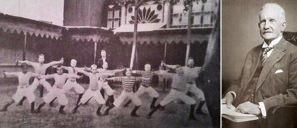 La Buenos Aires English High School, cuna del fútbol porteño, y su fundador, Alexander Watson Hutton, al rededor de quien se han creado más mitos que realidades
