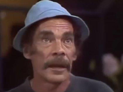 """""""Con permisito, dijo Monchito"""", """"¡Si serás, si serás!"""", y tantas otras frases más fueron improvisadas por el actor nacido el 2 de septiembre de 1923 en la Ciudad de México (Foto: Chavo del 8)"""
