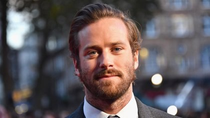 LONDON, ENGLAND - OCTOBER 16:  Armie Hammer attends the 'Free Fire' Closing Night Gala screening during the 60th BFI London Film Festival at Odeon Leicester Square on October 16, 2016 in London, England.  (Photo by Gareth Cattermole/Getty Images for BFI)