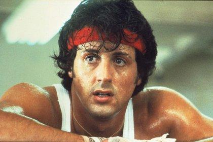 Rocky fue un éxito extraordinario e impensado. Lo lanzó a la fama. Éxito de taquilla, ganó el Oscar a la mejor película y al guión original. Sly fue nominado como mejor actor (Shutterstock)