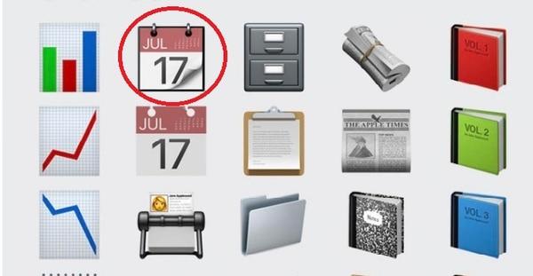 El 17 de julio figura en el emoji del calendario