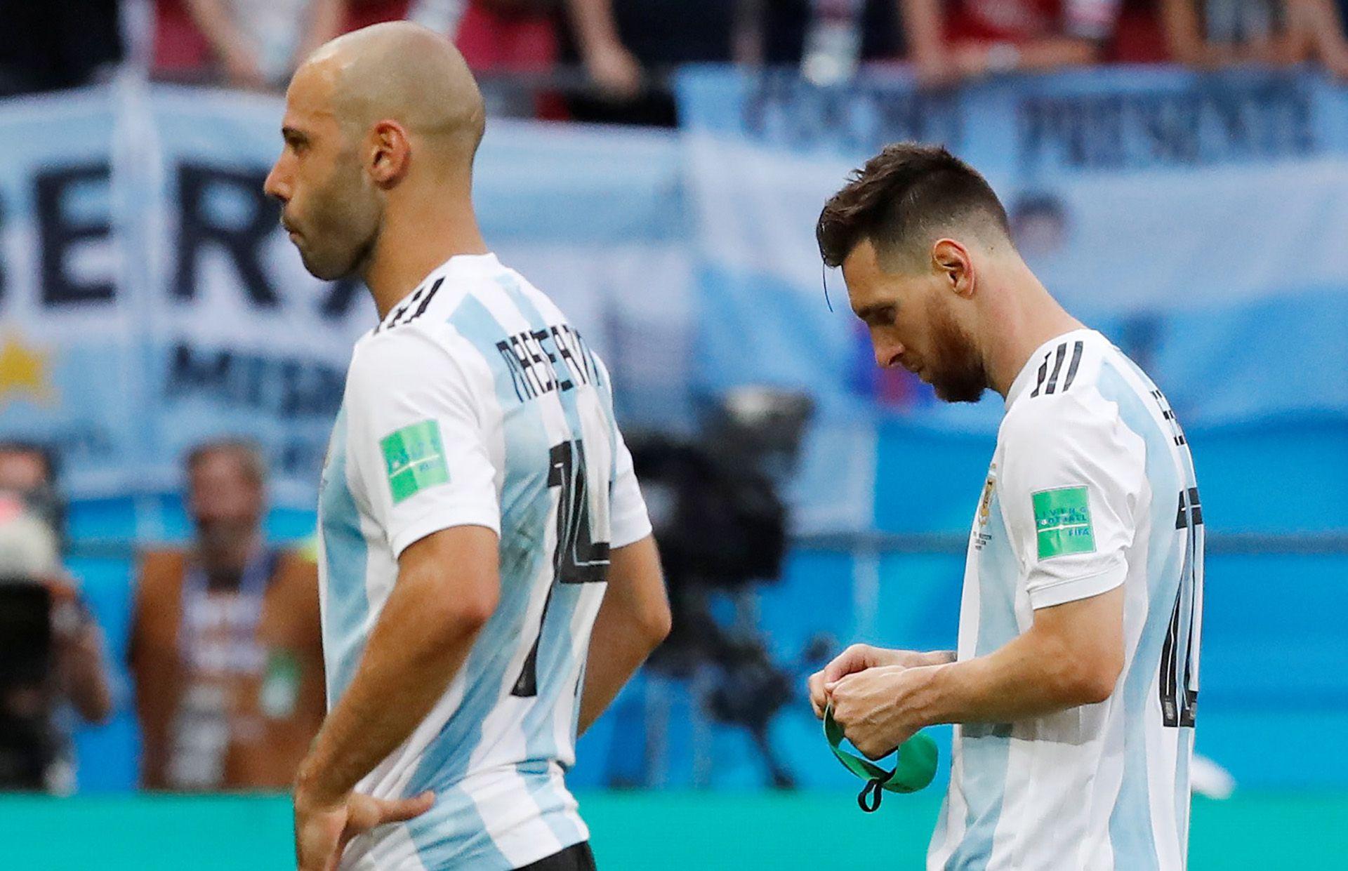 """""""Ahora lo disfruto como espectador"""", dijo sobre su amigo y ex compañero Lionel Messi (Foto: REUTERS/Carlos Garcia Rawlins)"""