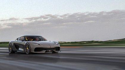 El Gemera es el primer superdeportivo de cuatro plazas concebido por el fabricante sueco.