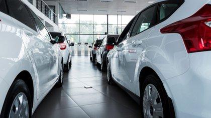 Las ventas de autos cayeron en enero, pero aumentó la producción