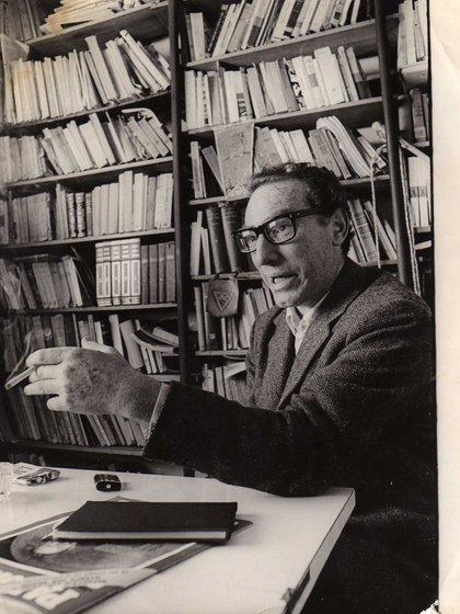 Jorge Abelardo Ramos era poseedor de una gran erudición que fluía de modo natural en sus libros, sin abrumar
