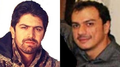Mehdi Farhadi y Hooman Heidarian