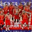 España venció a Argentina en la final del Mundial de Básquet (Reuters)