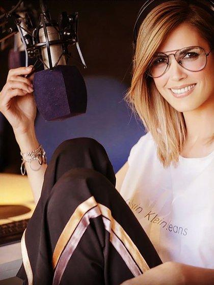 Viviana Canosa, en la radio (@vivianacanosaok)