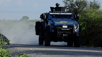 Este grupo de élite está integrado por 150 elementos entrenados y capacitados para cumplir con misiones con bases operativas en los municipios de Reynosa y Ciudad Victoria (Foto: @fgcabezadevaca)