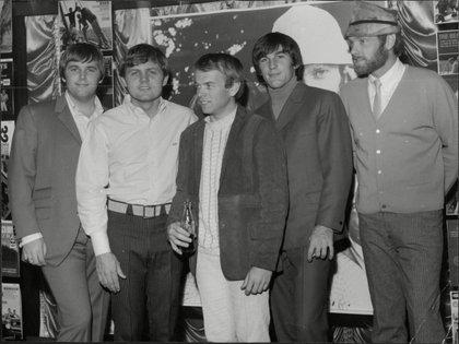 """La puja por el nombre del grupo fue tema de conflicto entre sus integrantes y Brian declaró en CNN: """"Estoy decepcionado y no puedo entender por qué Mike no quiere hacer una gira con Al, David y yo. Después de todo, somos los verdaderos Beach Boys"""" (Shutterstock)"""