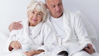 El amor para toda la vida, un ideal alcanzado por muchas parejas (Shutterstock)