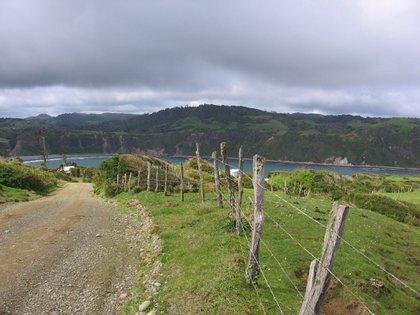 Los caminos naturales de Chiloé