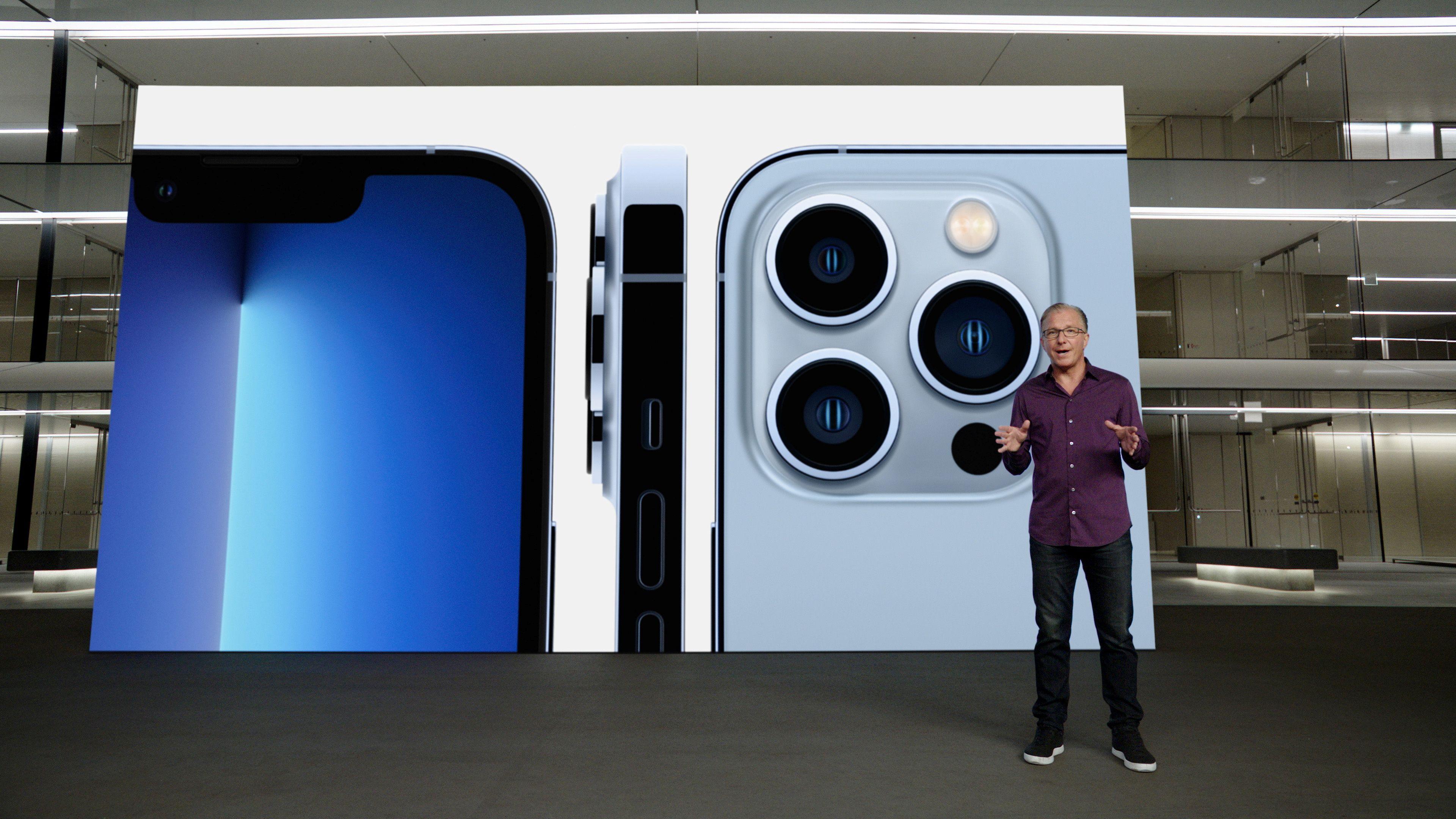 Durante el Apple Event también se presentaron las actualizaciones para el iPad y el iWatch (Foto: Apple Inc)