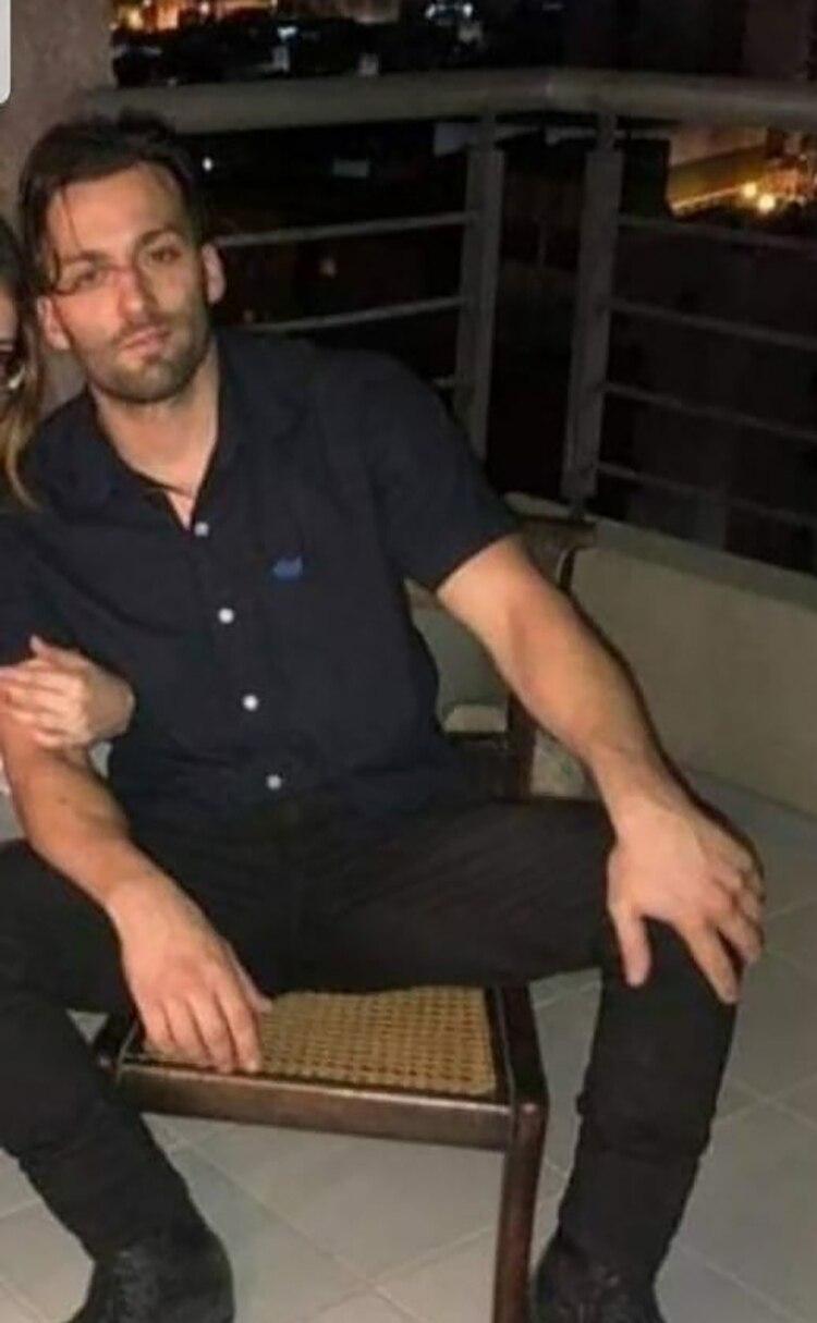 Jorge Julián Christe, de 31 años