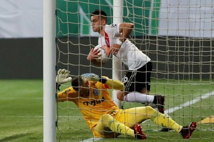 Palmeiras vs. River Plate - Reporte del Partido - 12 enero, 2021