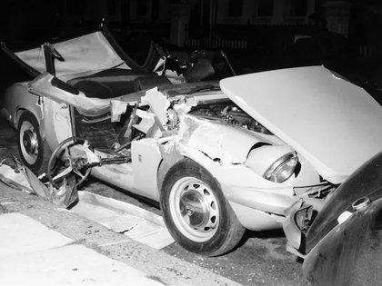 La teoría apuntaba que después de una acalorada discusión, Paul se marchó en su automóvil y sufrió un accidente. (Foto: Archivo)