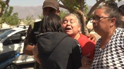 Tras conocer la noticia, Bárbara Cepeda (la mamá de Lara) quedó en un estado de shock. Varios periodistas intentaron hablar con ella, pero familiares y amigos prefirieron no exponerla.