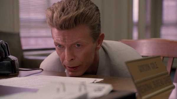 David Bowie en Twin Peaks